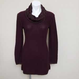 Indiginous Reversible Cown Neck Sweater Dress